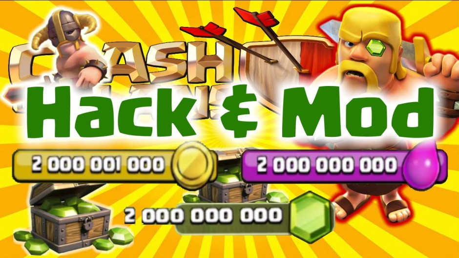 Clash of Clans 8.709.23 Unlimited Mod/Hack Apk (Unlimited Money Hack/Mod)
